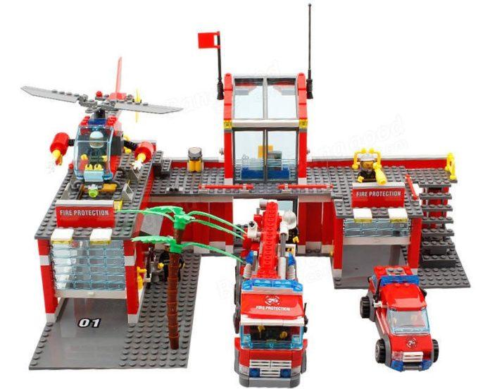 KAZI tűzoltóállomás