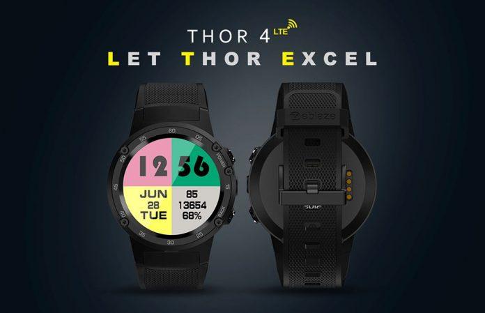Zeblaze Thor 4